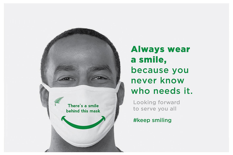 Sasvim lično: Osmijeh ispod maske