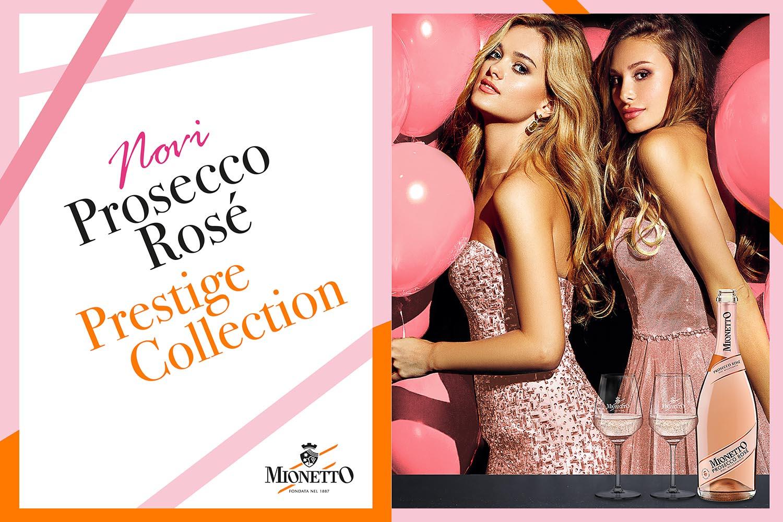Novi Prosecco Rosé - Prestige Collection